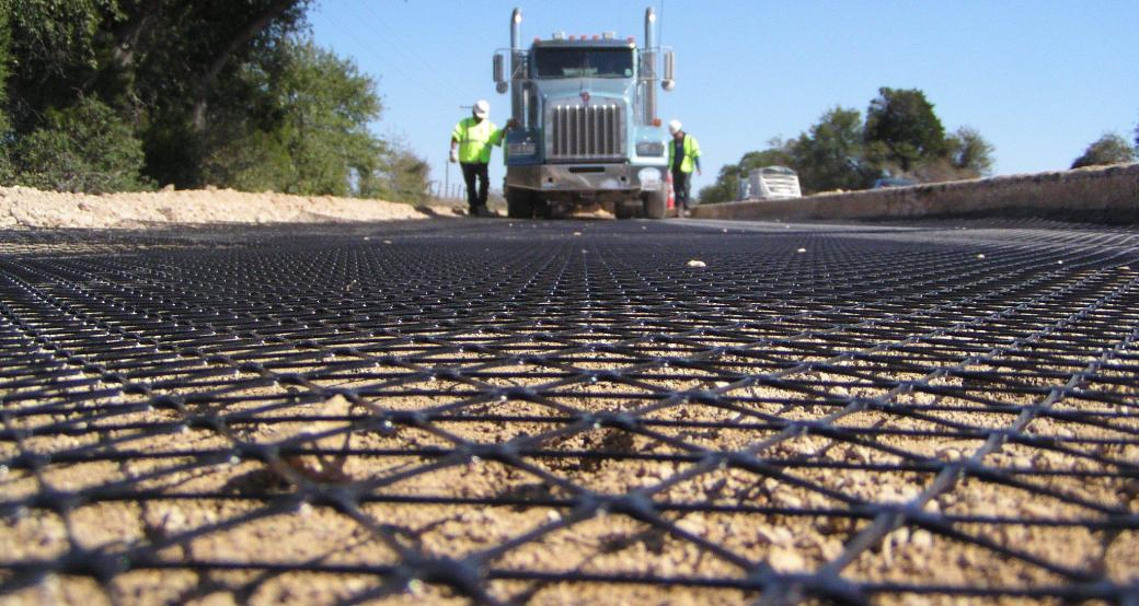 Triax And Biaxial Geogrids Road Fabrics Inc